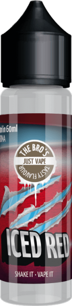 Iced Red Aroma - The Bro`s