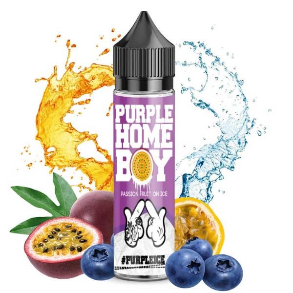 Purple Home Boy Aroma - #purpleice - 20ml