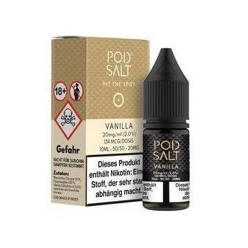 Vanilla - Pod Salt