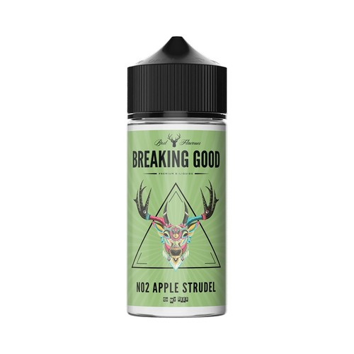 Apfelstrudel Aroma Breaking Good - SpiderLab