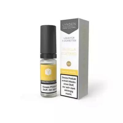 Vanilla Custard - Lynden Liquids