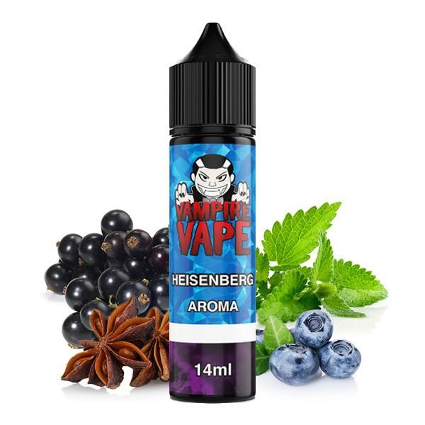 Heisenberg Aroma 14ml - Vampire Vape