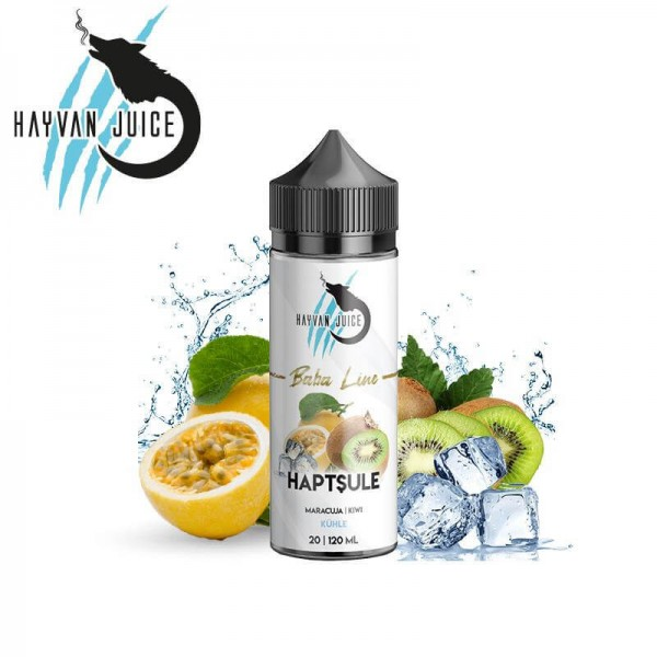 Haptsule Aroma 20ml - Hayvan Juice Baba Line