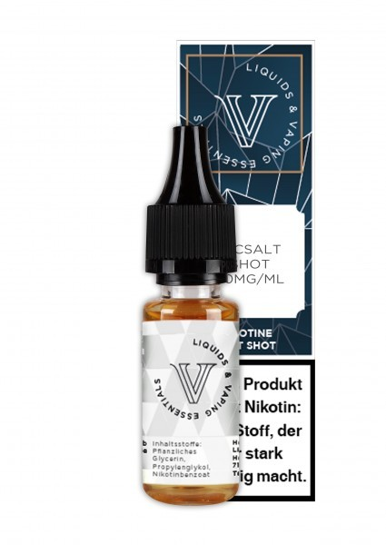 V! Nic Salt Shots