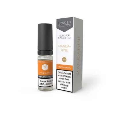 Mandarine - Lynden Liquids