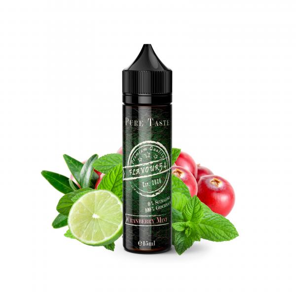 Cranberry Mint - Flavour54